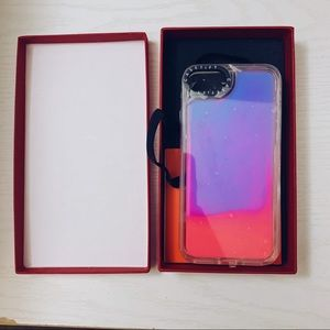 NWT Casify Neon Sands iPhone 7 Case